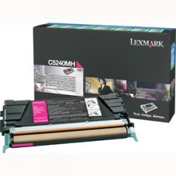 Toner Lexmark Magenta pour C53x 5 000 pages - LRP