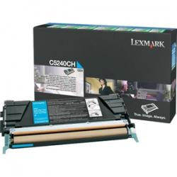 Toner Lexmark Cyan pour C53x 5 000 pages - LRP