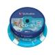 Verbatim cd-r imp 52x 700mb spindle 25