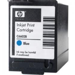 Encre HP Bleu pour Ithacca/Addmaster/Canon CR180 HL-J6000DW